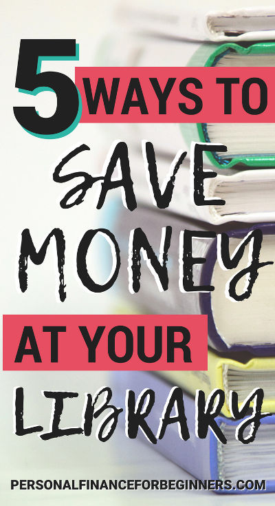 5 Simple Ways to Save Money By Visiting the Local Library